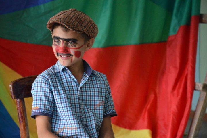 clown corsia volontariato missione